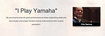 I Play Yamaha