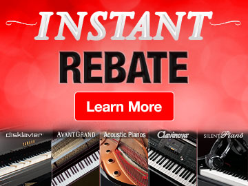Keyboard Division Instant Rebate Promotion 2014