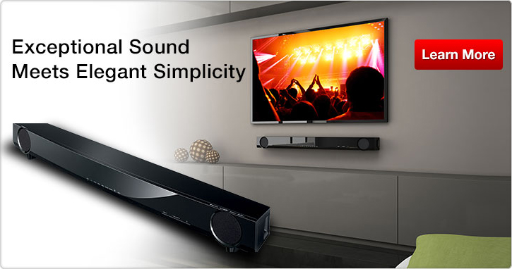 YAS-103 Surround Sound Bar