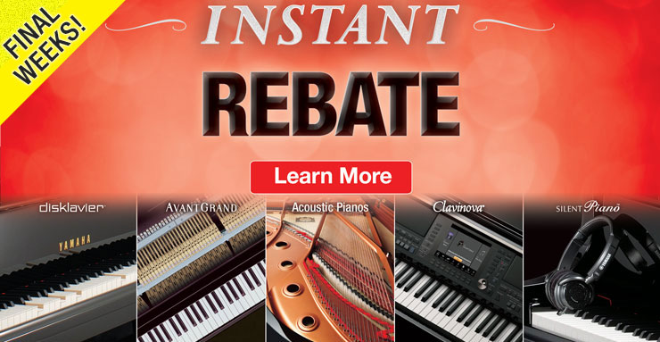 Keyboards Instant Rebate 2014