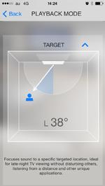 PlaybackMode(target)