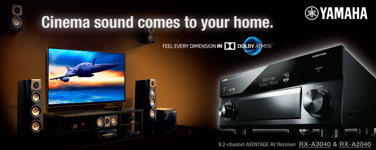 Dolby Atomos banner