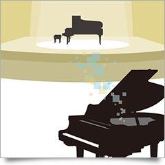 Skutečné akustické piano