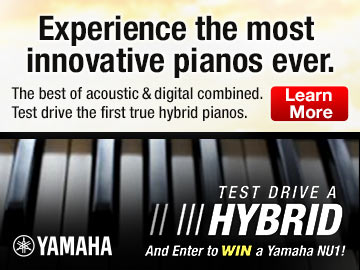Test Drive A Hybrid and Enter to Win a Yamaha NU1!