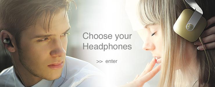Headphones&Earphones banner