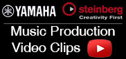 Music Post Production home side banner