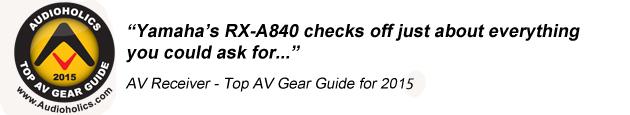 RX-840 AWARD LOGO