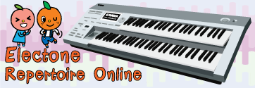 Electone Repertoire Online