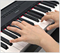 電子ピアノ P-115
