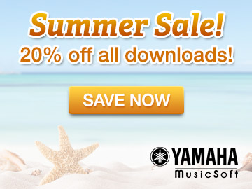 Summer Sale! 20% off all downloads!
