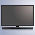 テレビ前設置イメージ