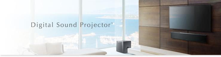 Digital Sound Projector