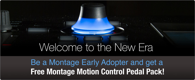 Montage Early Adopter Promo