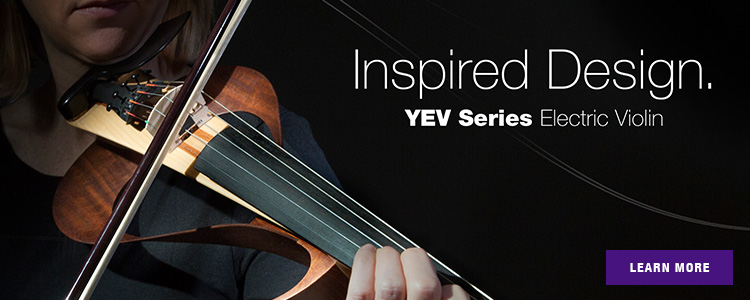 YEV Series Electric Violin