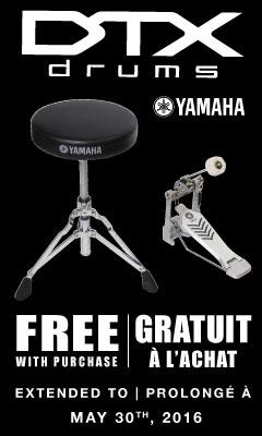 DTX Drum Promotion