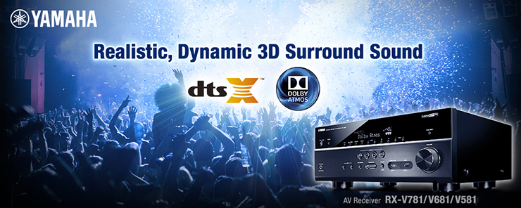 dts:X and Dolby Atmos
