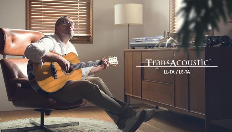 TransAcoustic™ Guitar LL-TA/LS-TA