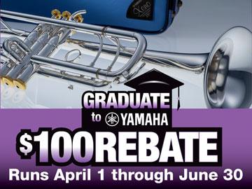 Graduate To yamaha 2016