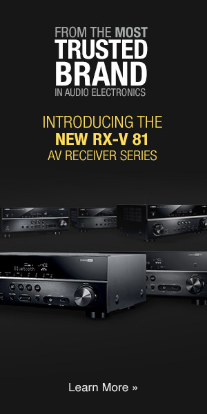 rx-v 81 receivers and amplifiers
