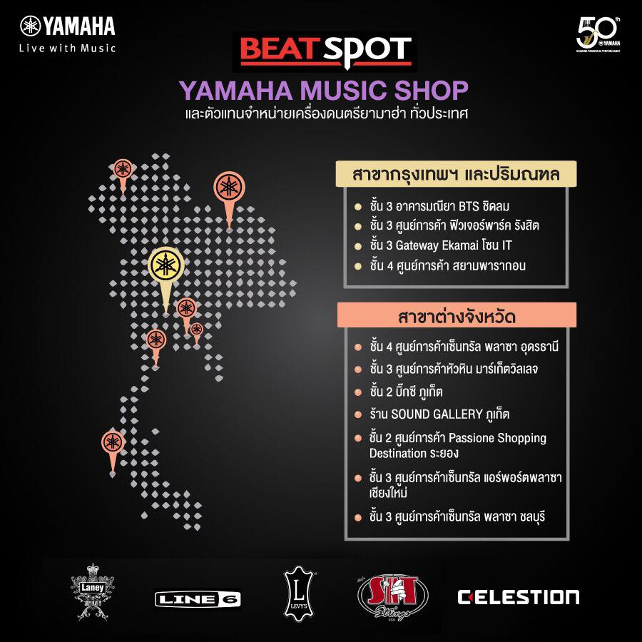Yamaha BEATSPOT