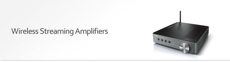 ワイヤレスストリーミングアンプ カテゴリー