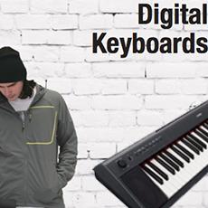 Banner para teclados digitales