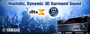 Realistic, Dynamic 3D Surround Sound