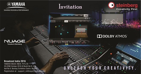 Broadcast invitation