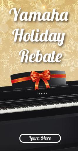 Yamaha holiday piano rebate 2016
