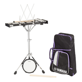 Spk 285 spk 285r student bell kit student percussion for Yamaha bell kit