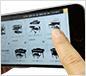 お部屋にピアノやエレクトーンを3Dで配置できるスマホアプリ。