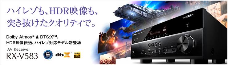 RX-Vシリーズ スペシャルサイト