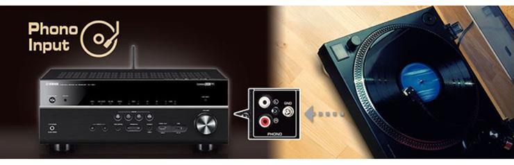 RX-A1070 7 2-Ch x 110 Watts A/V Receiver