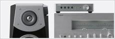 """Yamaha Design """"Synapses"""" WXA-50 WXC-50"""