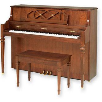M475 m series upright pianos pianos keyboards for Yamaha dgx640c digital piano cherry