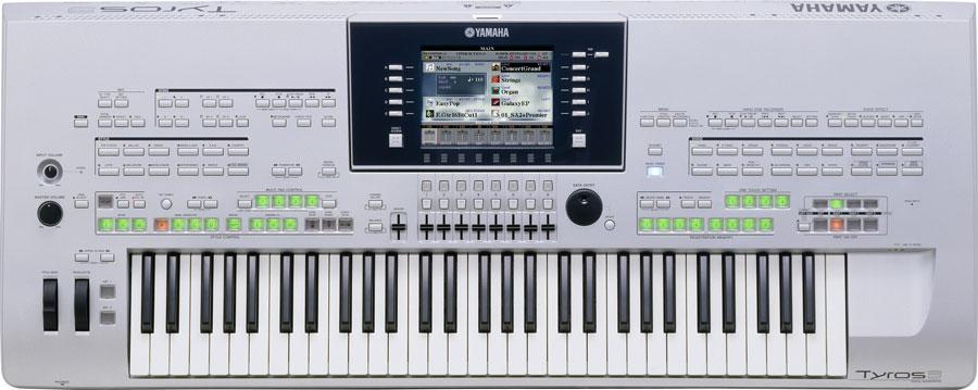Yamaha Tyros3