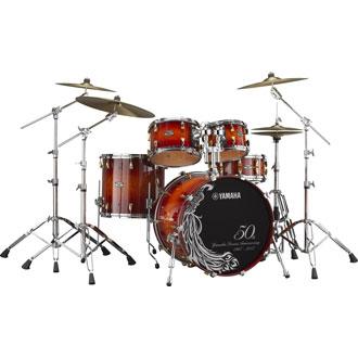 50周年記念ドラムセット・バーズアイメイプル