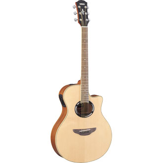 Apx500ii apx series acoustic electric guitars for Yamaha apx series