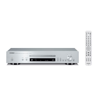 cd n301 cd players yamaha other european countries. Black Bedroom Furniture Sets. Home Design Ideas