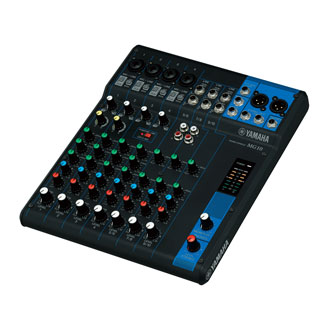 Compact Audio Mixer