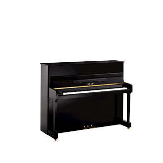 P116 p series upright pianos pianos keyboards for Small upright piano dimensions