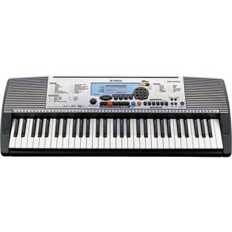 Psr 225gm portable keyboards portable keyboards for Yamaha piano keyboard 61 key psr 180