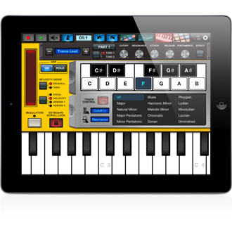 SynthArp&DrumPad