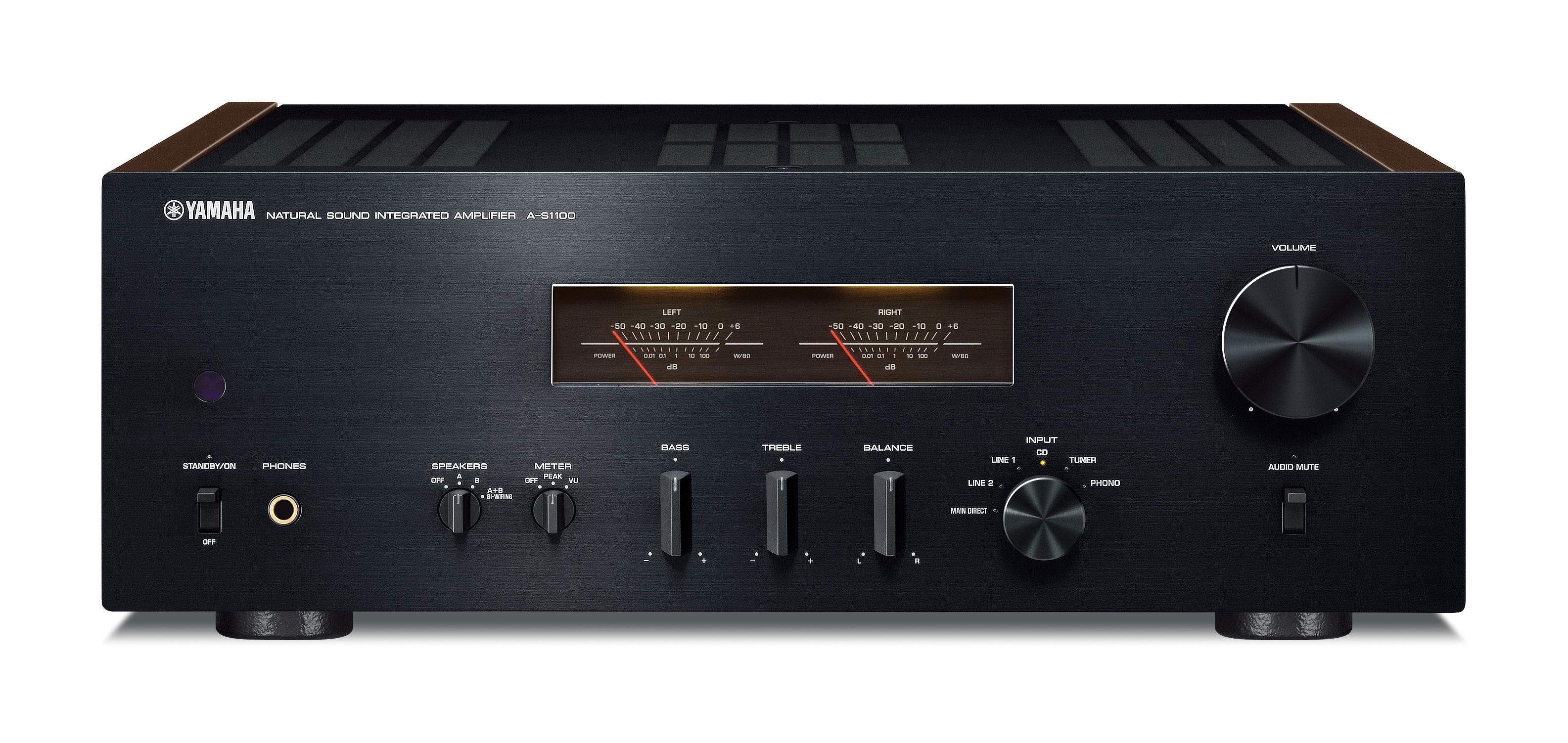 Fotovergrößerung - A-S1100 - Vollverstärker - Yamaha ... Yamaha Audio