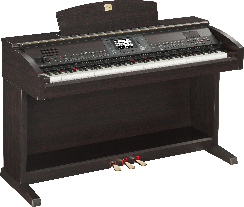 Pianino cyfrowe yamaha clavinova cvp601b black ada music for Yamaha clavinova cvp 601