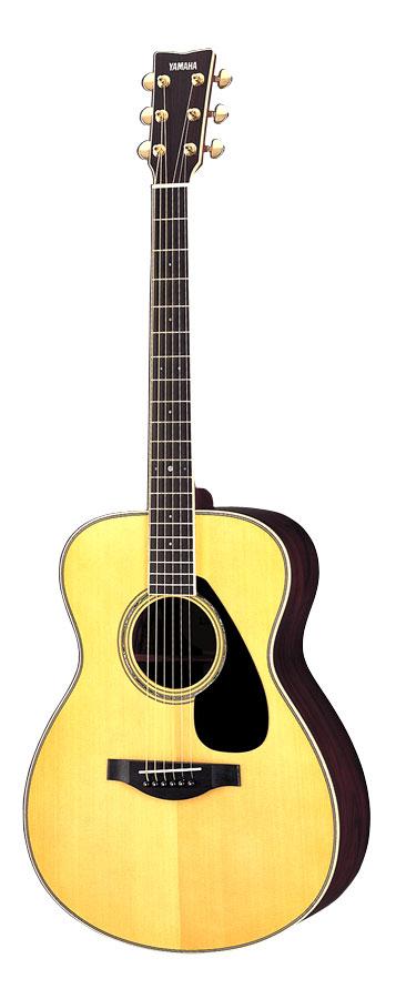 Ls6 l series acoustic guitars guitars basses musical instruments products yamaha
