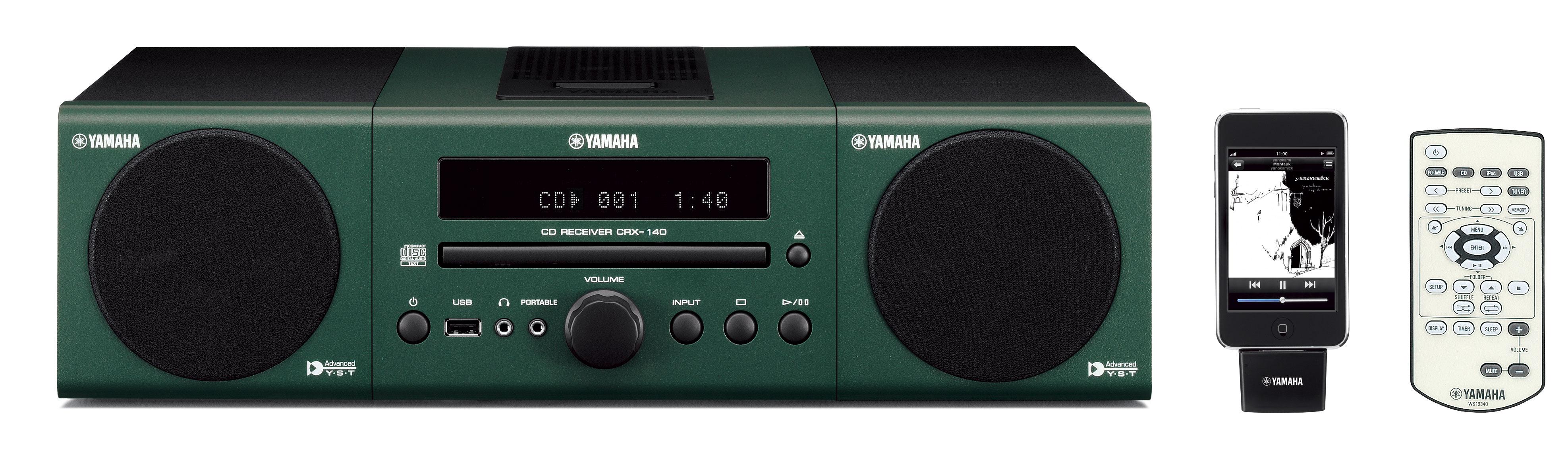 Fotovergrößerung - MCR-140 - HiFi-Systeme - Yamaha ... Yamaha Audio