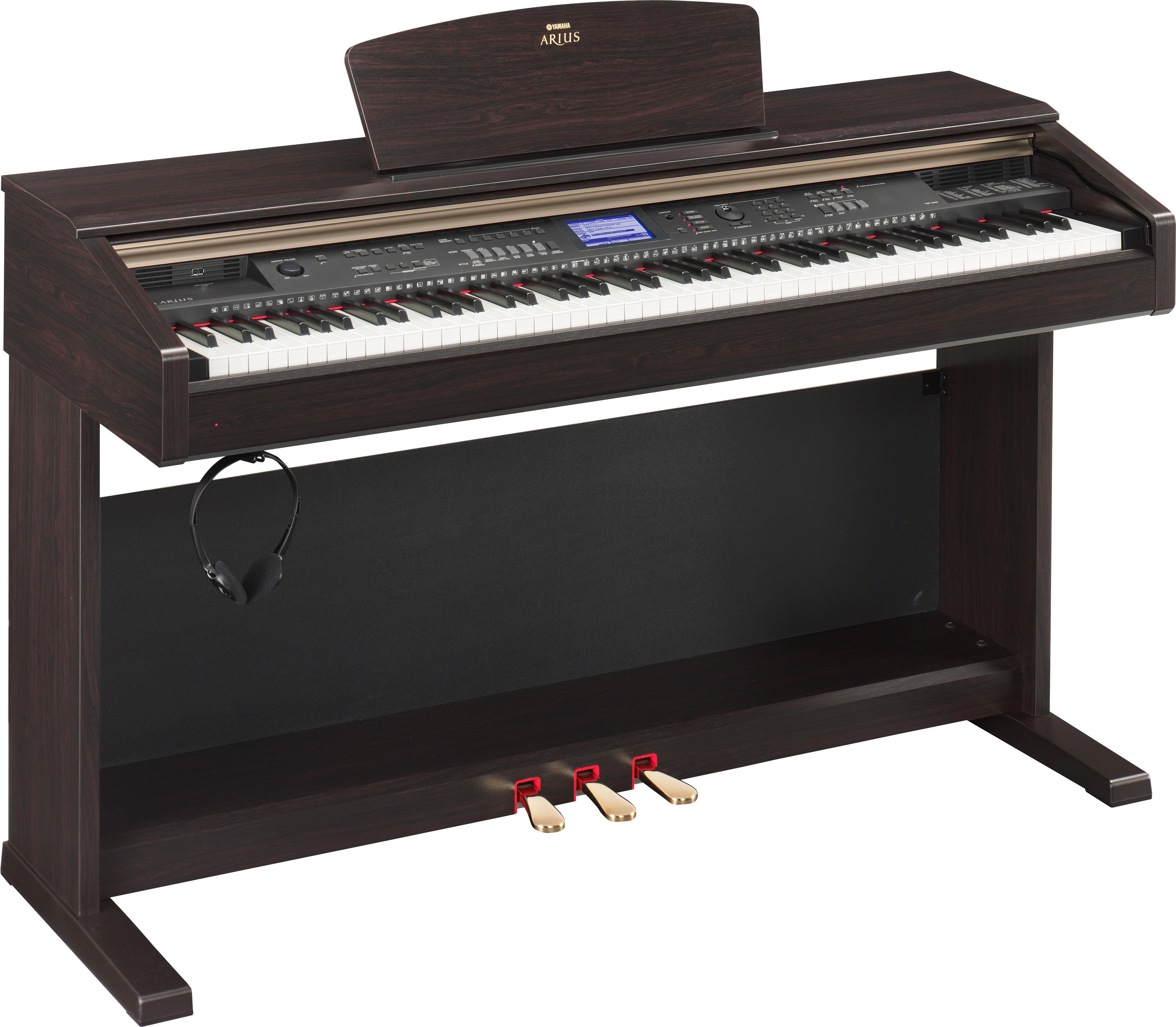 yamaha arius ydp v240 ensemble digital piano discontinued binary music. Black Bedroom Furniture Sets. Home Design Ideas