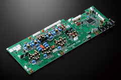 Yamaha A-S1100 diskreter Aufbau