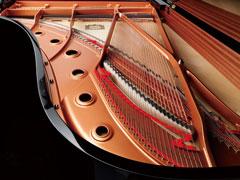 C5X Yamaha C5X Grand Piano Polished Ebony E27B3568B2AD4CEF8478F5DF1250C09D 12005